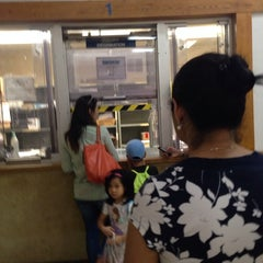 Photo taken at US Post Office: Knickerbocker Station by 🌺Theresa🐩💗 W. on 7/19/2014