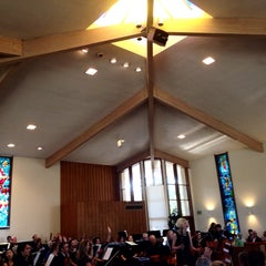 Photo taken at Mt. Tamalpais United Methodist Church by Michael M. on 3/15/2014