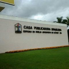 Photo taken at Casa Publicadora Brasileira by Josemara V. on 7/2/2013