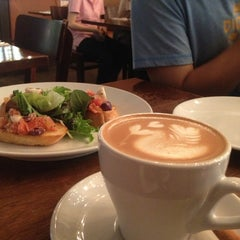Photo taken at Oriole Coffee + Bar by Li Sum on 1/28/2013