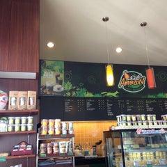 Photo taken at Café Amazon (คาเฟ่ อเมซอน) by PoPpY on 12/10/2014