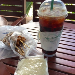Photo taken at Café Amazon (คาเฟ่ อเมซอน) by PoPpY on 7/14/2015