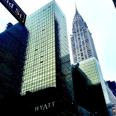 Photo taken at Grand Hyatt New York by carlos p. on 1/15/2013