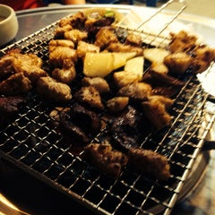 Photo taken at 서래 양곱창 by H K. on 7/18/2014