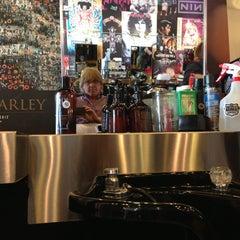 Photo taken at Floyd's 99 Barbershop by Christopher K. on 5/31/2013