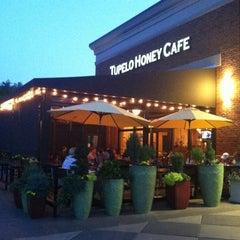 Photo taken at Tupelo Honey Cafe by Lori N. on 6/1/2013
