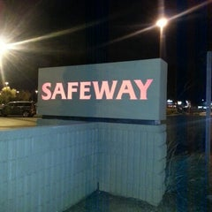 Photo taken at Safeway by Nandhini R. on 2/9/2013