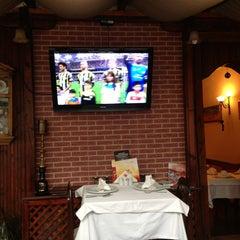 Photo taken at T&M Turkish Restaurant by Tarkan O. on 3/31/2013