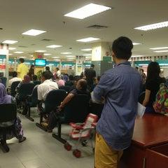 Photo taken at Jabatan Imigresen Malaysia (Immigration Department of Malaysia) by Mimie H. on 4/15/2013