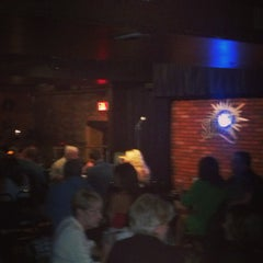 Photo taken at The Comedy Spot Comedy Club by Eligio T. on 4/14/2013