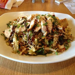 Photo taken at California Pizza Kitchen by Harold A. on 2/2/2013