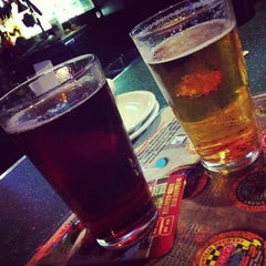 Photo taken at Smoky Mountain Brewery by Meredith P. on 12/24/2012