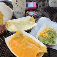 Photo taken at Burrito Brothers Taco Company by Ashley F. on 1/27/2013