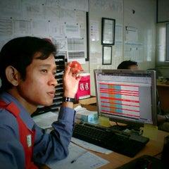 Photo taken at TJE Site Office PLTU 2 Jawa Barat by Angga P. on 1/22/2013