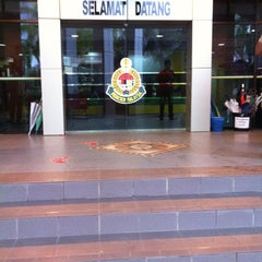 Photo taken at Jabatan Imigresen Malaysia by Bayu A. on 2/4/2013