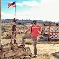 Photo taken at Desert Star Ranch Market by Pavel P. on 10/29/2013