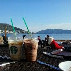 Photo taken at Starbucks by Aylin C. on 2/16/2013