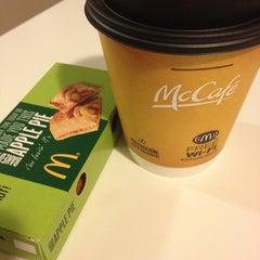 Photo taken at McDonald's by yoko on 3/24/2013