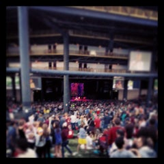 Photo taken at Hollywood Casino Amphitheatre by Josh S. on 6/30/2013