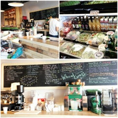 Photo taken at Living Green Fresh Market by Dori Z. on 7/31/2013