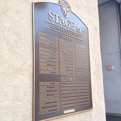Photo taken at Warner Bros. Studios by Connor C. on 4/30/2013