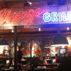 Photo taken at Uno Pizzeria & Grill - Columbia by John K. on 1/23/2013