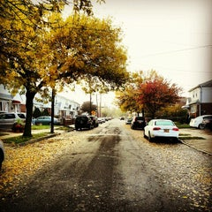 Photo taken at Ozone Park, NY by Haroon A. on 10/20/2012