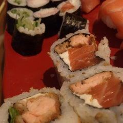Photo taken at Nihon Sushi by Verena W. on 2/17/2013