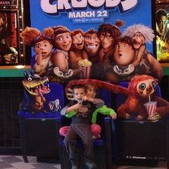 Photo taken at Cinemark Movies 12 by Jan N. on 3/11/2013