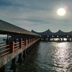 Photo taken at Ocean Glow Putra Brasmana Kuala Perlis by Yun Ken C. on 11/26/2013