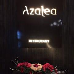Photo taken at Azalea Restaurant by alish a. on 10/12/2014