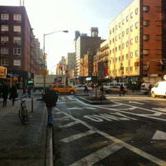 Photo taken at Mega Bus - 7th Ave & 27th St by Dmitriy P. on 1/8/2013