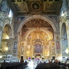 Photo taken at Chiesa di Santa Maria della Vittoria by Jason L. on 2/17/2013