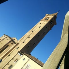 Photo taken at Cattedrale di San Giovanni Battista by Gianluca B. on 2/4/2013