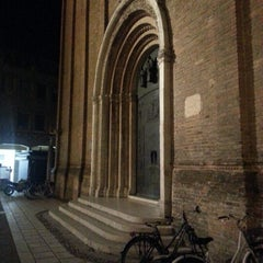 Photo taken at Cattedrale di San Giovanni Battista by Gianluca B. on 10/20/2012