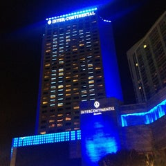 Photo taken at InterContinental Miami by Herbert M. on 1/26/2013
