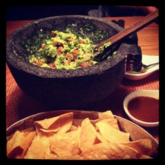 Photo taken at Rosa Mexicano by Angela on 2/27/2013