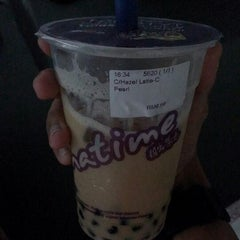 Photo taken at Chatime by Nazim A. on 6/19/2013