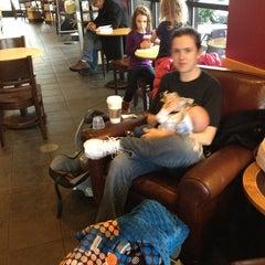 Photo taken at Starbucks by Tim B. on 1/7/2013