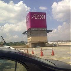 Photo taken at AEON Taman Equine by Erfian Febi H. on 6/8/2013