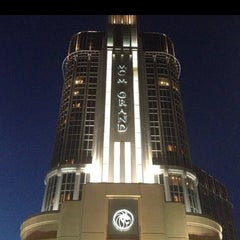 Photo taken at MGM Grand Detroit Casino & Hotel by Amanda A. on 5/21/2013