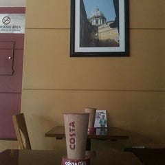 Photo taken at Costa Coffee by Suresh T. on 6/17/2014