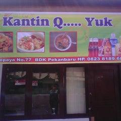 Photo taken at Balai Diklat Keuangan Pekanbaru V.2 by Rd R. on 8/18/2013