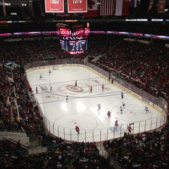 Photo taken at PNC Arena by Paul E. on 3/6/2013