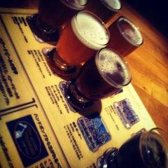Photo taken at Baird Beer 中目黒タップルーム Nakameguro Taproom by Megumi M. on 4/7/2013