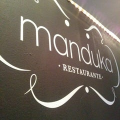 Photo taken at Manduka by Rodrigo A. on 7/17/2014