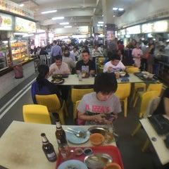 Photo taken at Fu San Man Food Summons by Akira I. on 3/18/2015