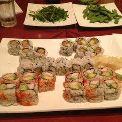 Photo taken at Toyama Sushi by Banu Y. on 5/21/2013