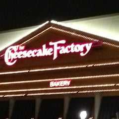 Photo taken at The Cheesecake Factory by Stacy B. on 2/25/2013