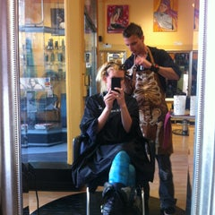 Photo taken at Addy for Hair by Jessica C. on 1/25/2013
